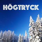 STOCKHOLM SJUNGER: HÖGTRYCK