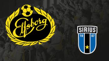 IF Elfsborg - IK Sirius