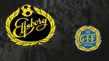 IF Elfsborg - GIF Sundsvall