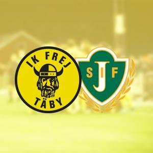 IK Frej Täby - Jönköpings Södra IF