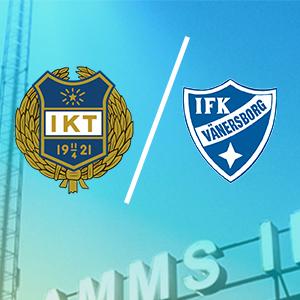 IK Tellus - IFK Vänersborg