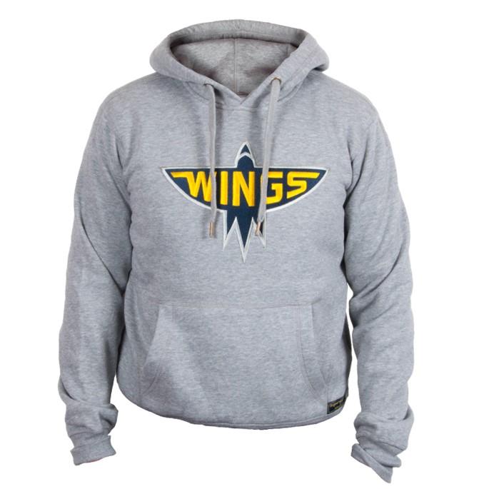 Wings Hood Grey Sr