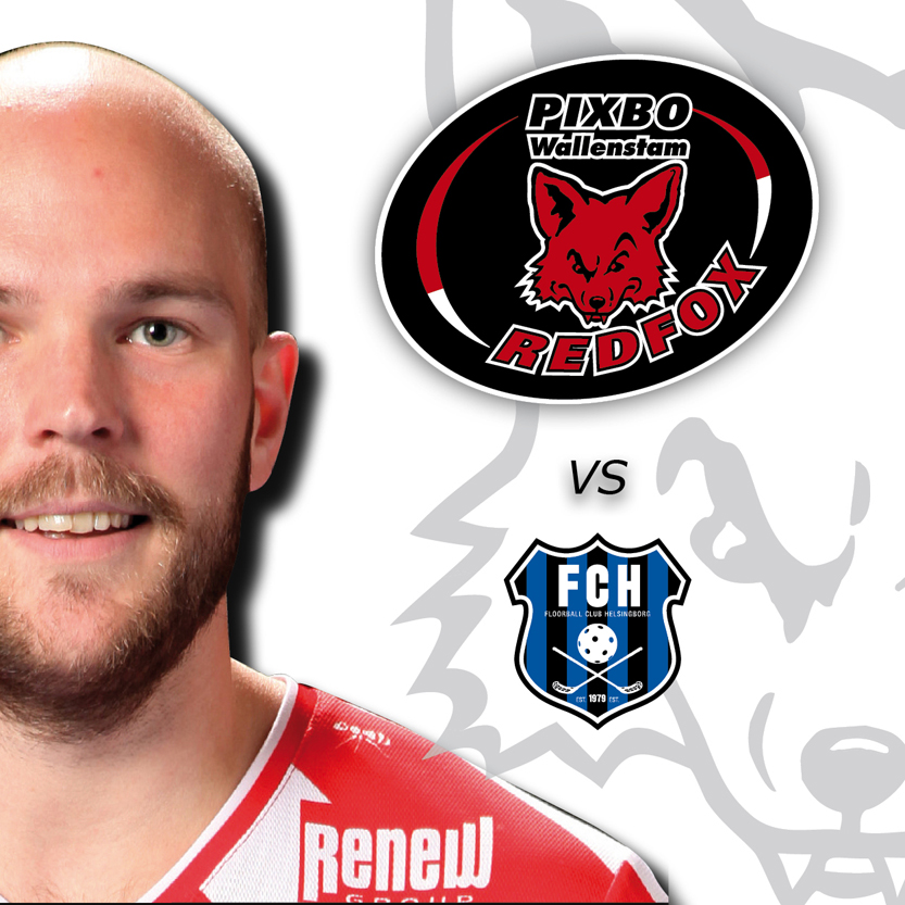 Herrar Pixbo Wallenstam IBK - FC Helsingborg