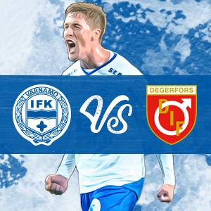 IFK Värnamo - Degerfors IF