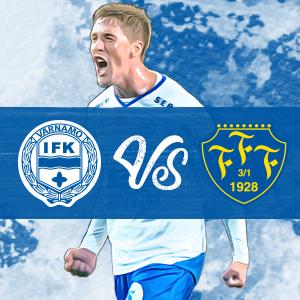 IFK Värnamo - Falkenbergs FF