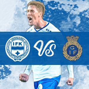 IFK Värnamo - Gefle IF