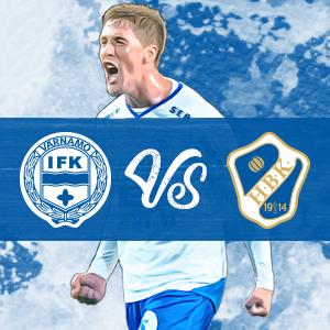 IFK Värnamo - Halmstads BK