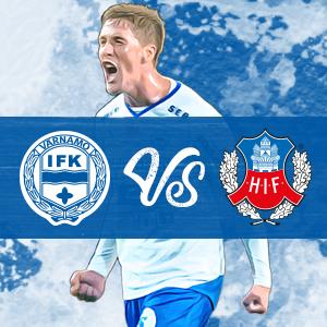 IFK Värnamo - Helsingborgs IF