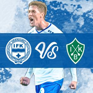 IFK Värnamo - IK Brage