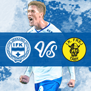 IFK Värnamo - IK Frej Täby