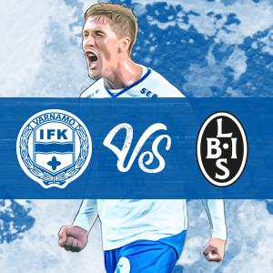 IFK Värnamo - Landskrona BoIS