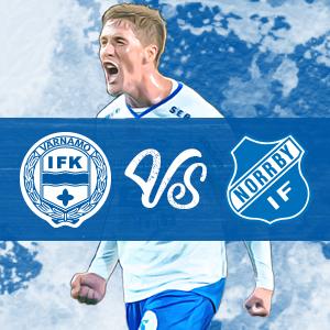 IFK Värnamo - Norrby IF