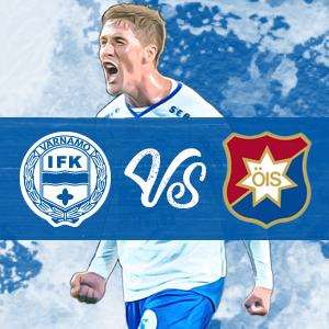 IFK Värnamo - Örgryte IS