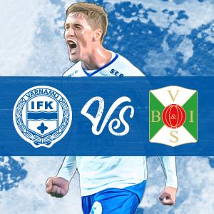 IFK Värnamo - Varberg BoIS FC