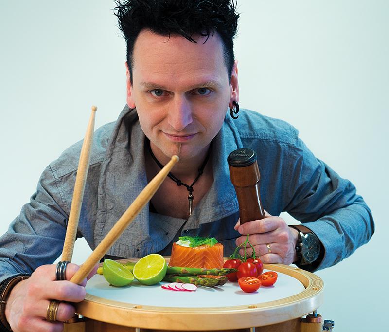Mat är kultur: Krydda med Musik – om hur ljud och musik påverkar smaken på mat och dryck