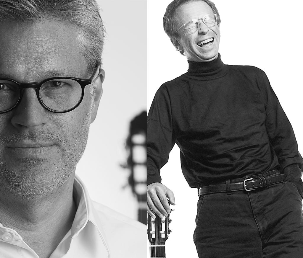 Helt klassiskt: Mästarmöte Göran Söllscher och Mats Bergström