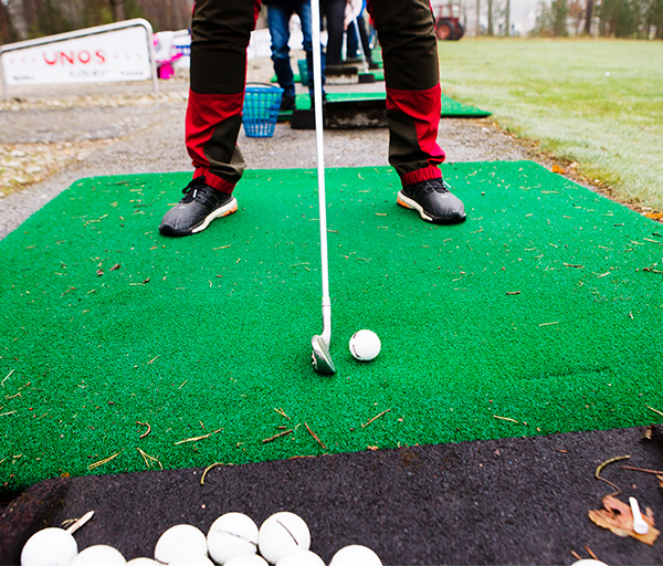 Snackbar: Slag för golfens betydelse