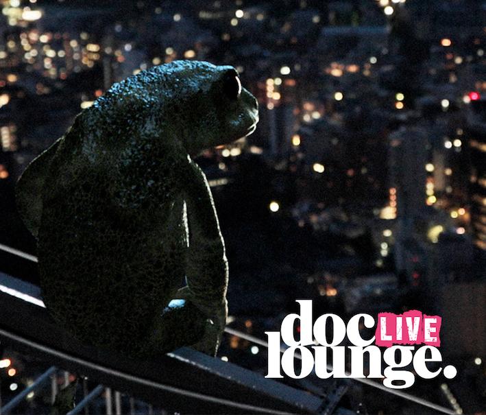 Doc Lounge Live: Dreaming Murakami