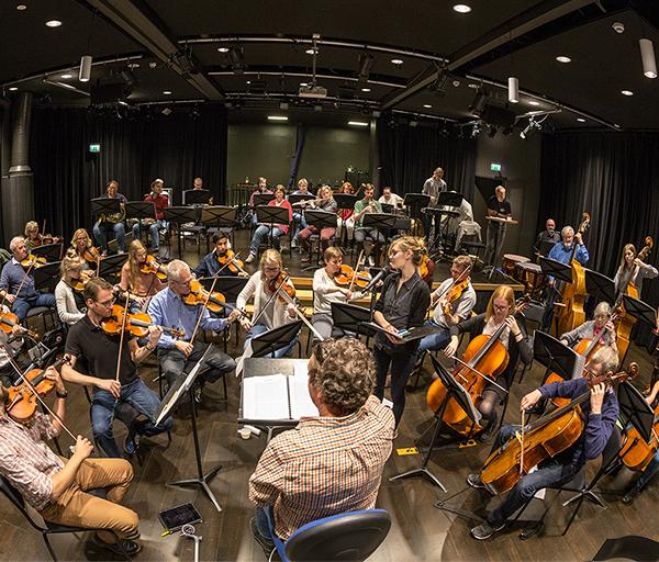 Jubileumskonsert - 90 år med Christianstad Symfoniker och gäster