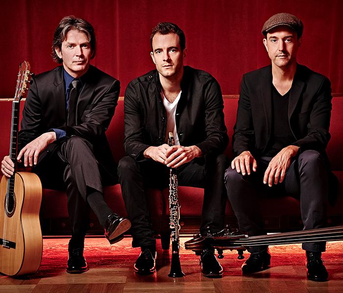 Symphonic Klezmer – David Orlowsky trio och Musica Vitae