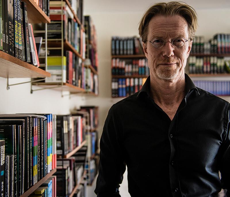 Snackbar: Anders Roslund