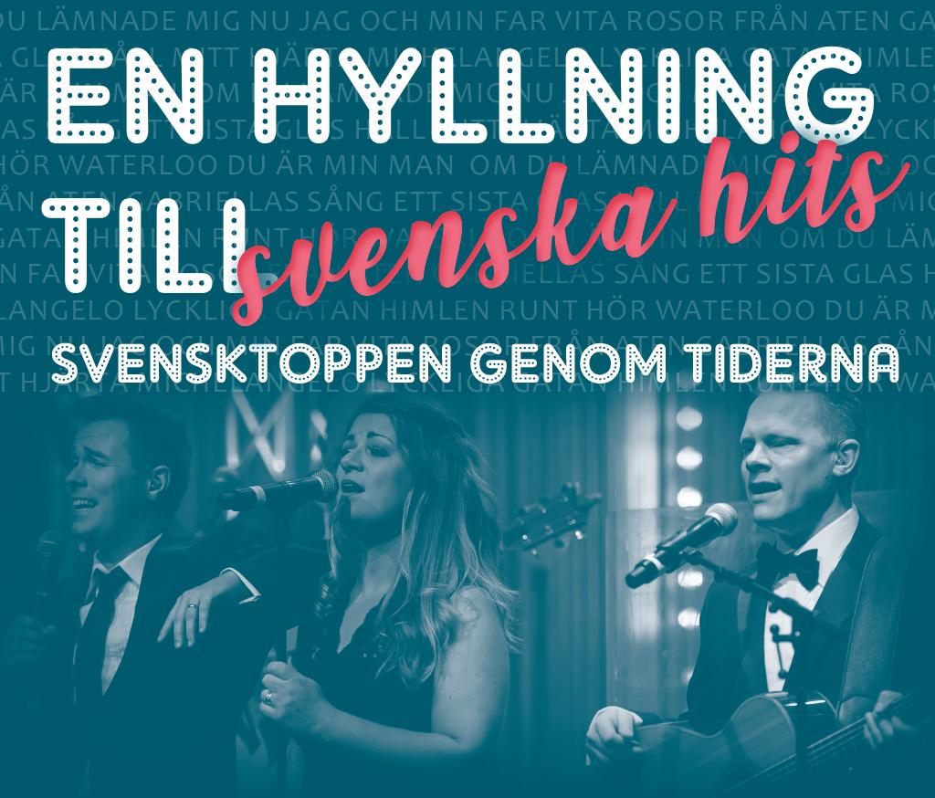 En Hyllning Till Svenska Hits Svensktoppen Genom Tiderna
