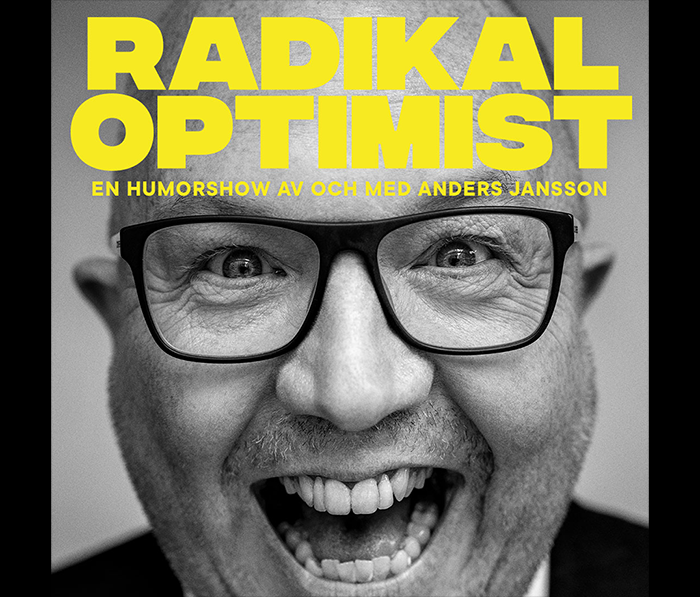 Anders Jansson - Radikal Optimist
