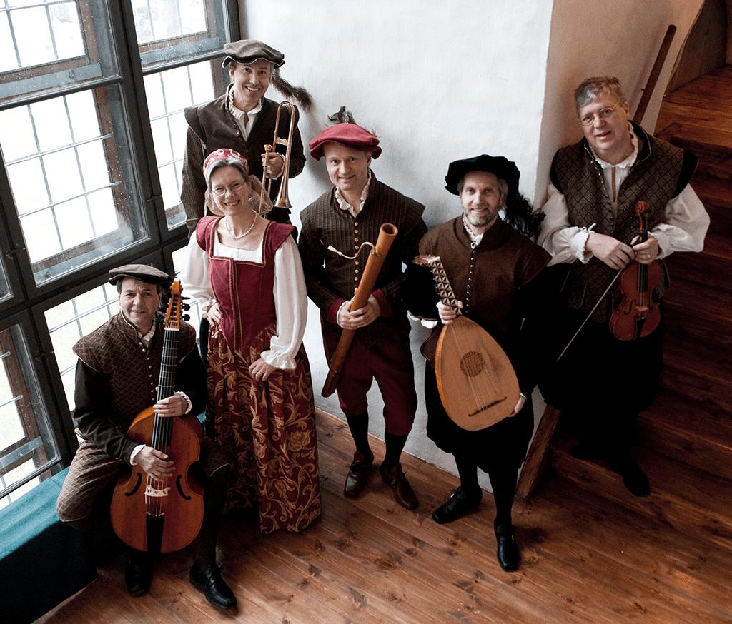 Historisk musikvandring i Kulturkvarteret
