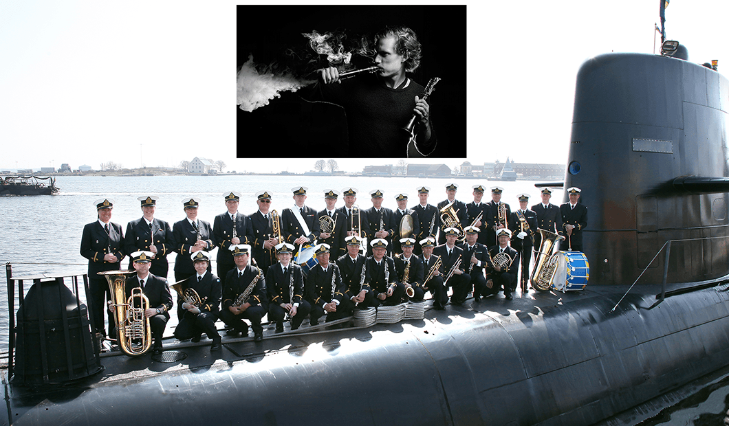Marinens Musikkår - Klarinett Fantastique