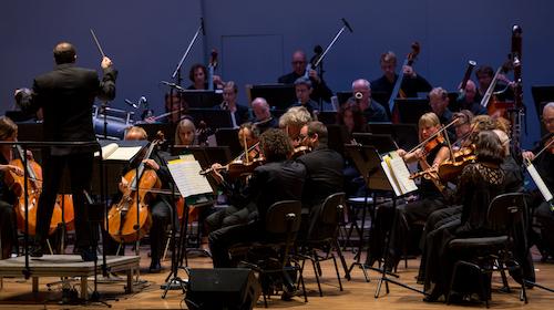 Månfläcken med Helsingborgs Symfoniorkester