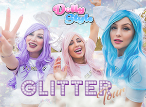 "Dolly Style - ""Glitter Tour"""