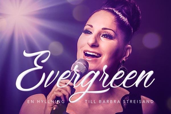 Evergreen - En hyllning till Barbara Streisand
