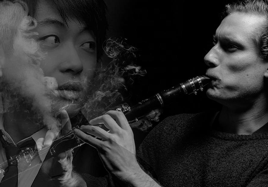 Helt Klassiskt: Magnus Holmander och David Huang