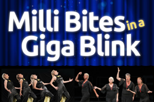 Milli Bites in a Giga Blink