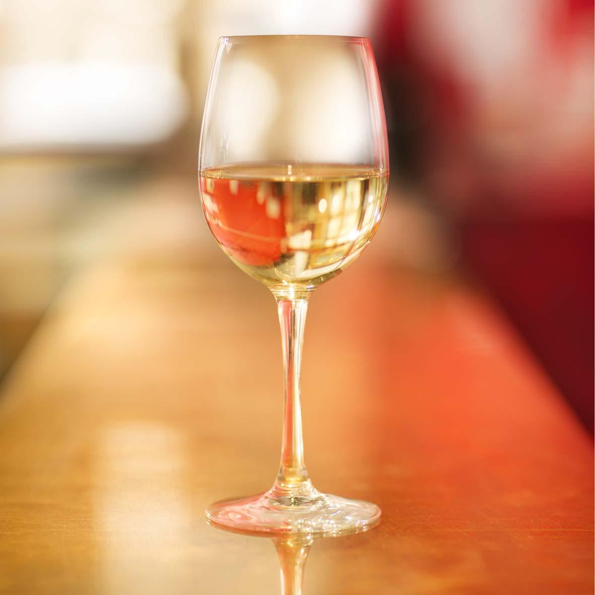 Ett glas vin / Öl
